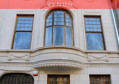 A VENDRE : SUPERBE HOTEL DE MAITRE -1030 BRUXELLES