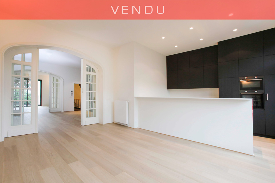 A VENDRE APPARTEMENT – DUPLEX – WOLUWE-SAINT-PIERRE – LOT2