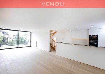 A VENDRE APPARTEMENT – DUPLEX – WOLUWE-SAINT-PIERRE – LOT3