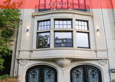 A vendre BUREAU A BRUXELLES – Lot 1
